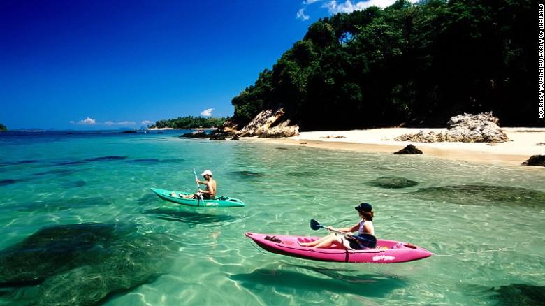 Đảo Trang, Thái Lan