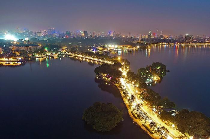 Hồ Tây - địa điểm cực hot để bắt Pokemon tại Hà Nội