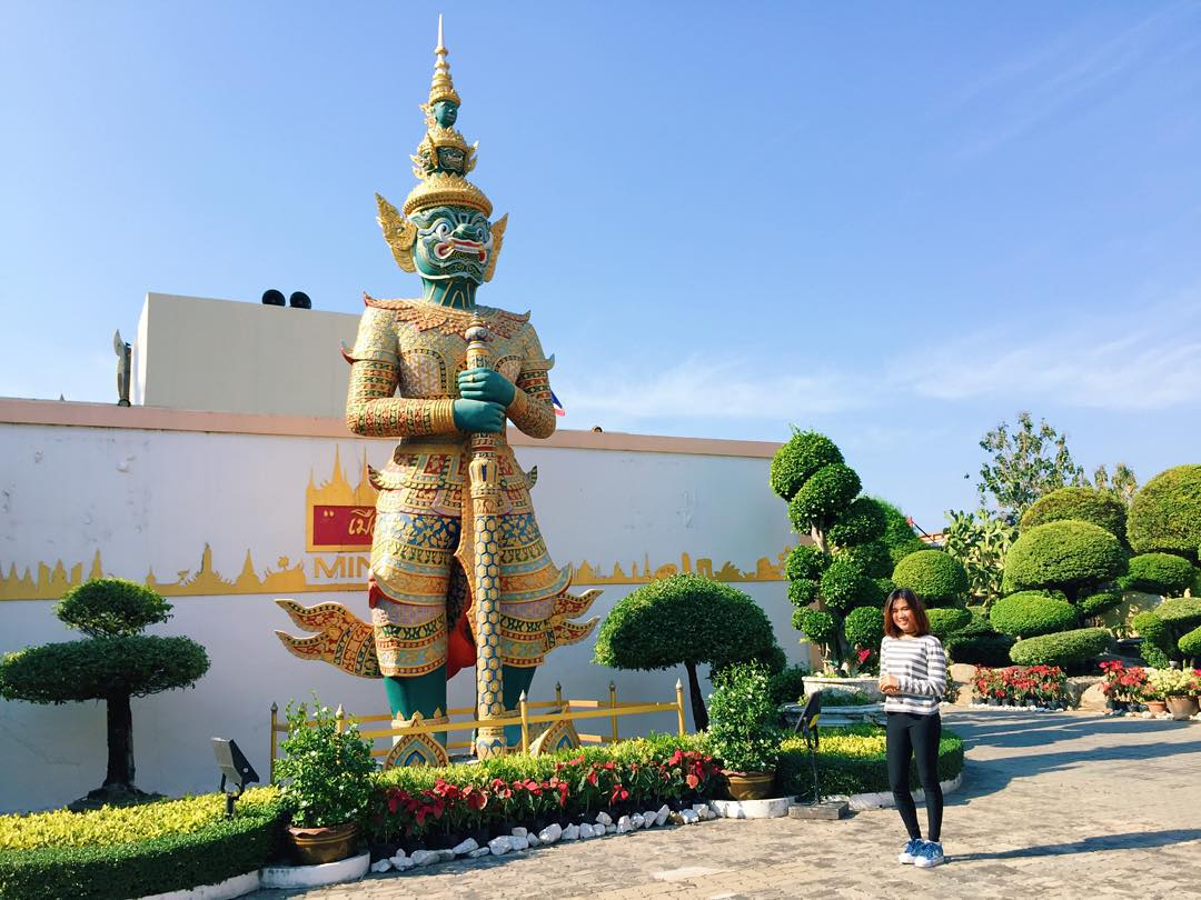 Công viên Mini Siam