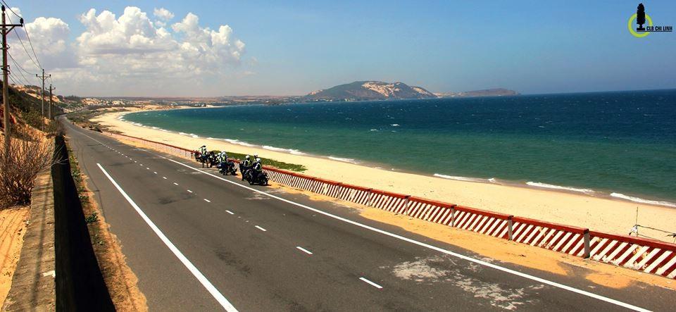 Cung đường ven biển nổi tiếng