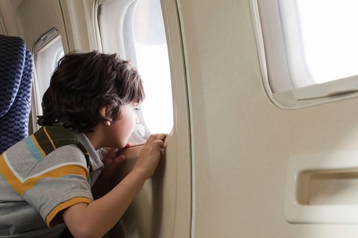 Chuyến bay đầu tiên thường kèm theo nhiều lo lắng