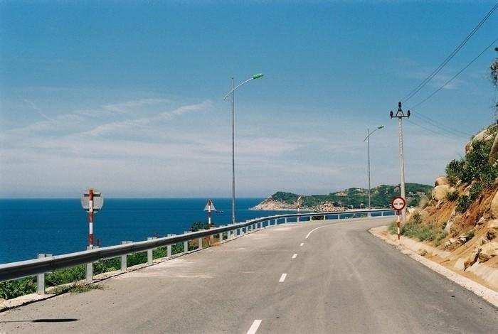 Đường ven biển Ninh Thuận