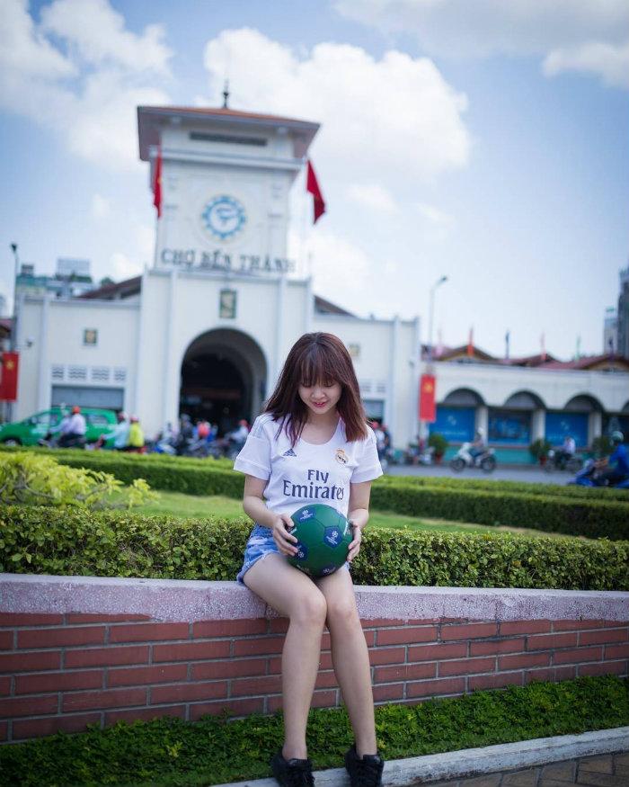 Và cũng là địa điểm chụp ảnh ưa thích của giới trẻ Sài Gòn