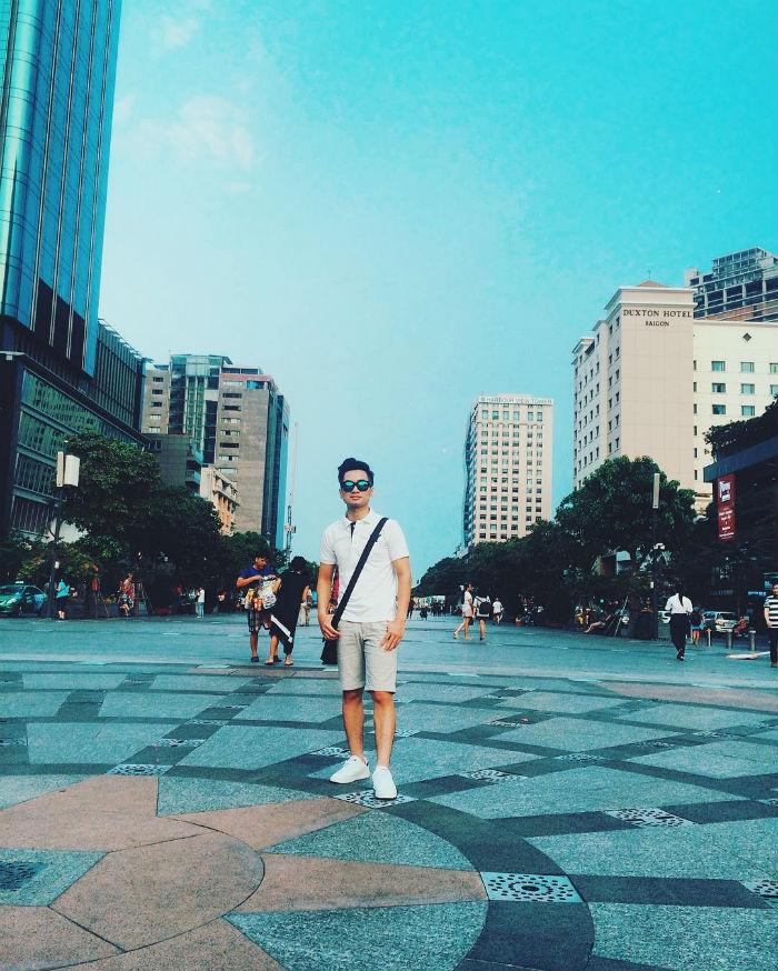 Từ khi xuất hiện, phố đi bộ đã mặc định là tụ điểm vui chơi hot nhất của giới trẻ Sài Thành