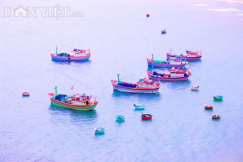 Dòng nước trong tự nhiên ở biển Xuân Hải