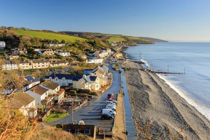 Khung cảnh mộng mơ thị trấn Pembrokershire thuộc xứ Wales