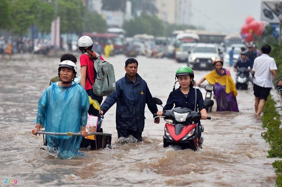 Cần chuẩn bị gì khi chạy xe vào mùa mưa