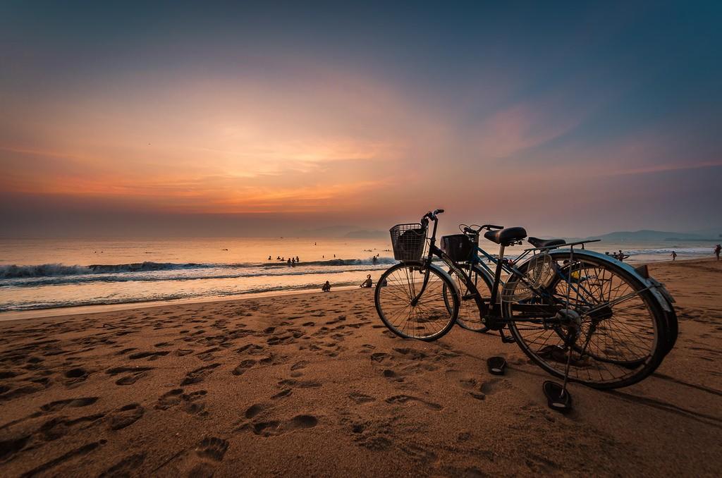 Nha Trang sáng sớm
