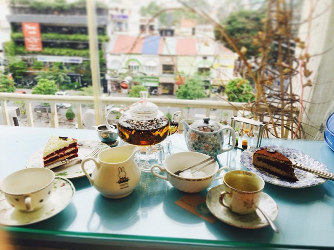 Partea – English Tearoom