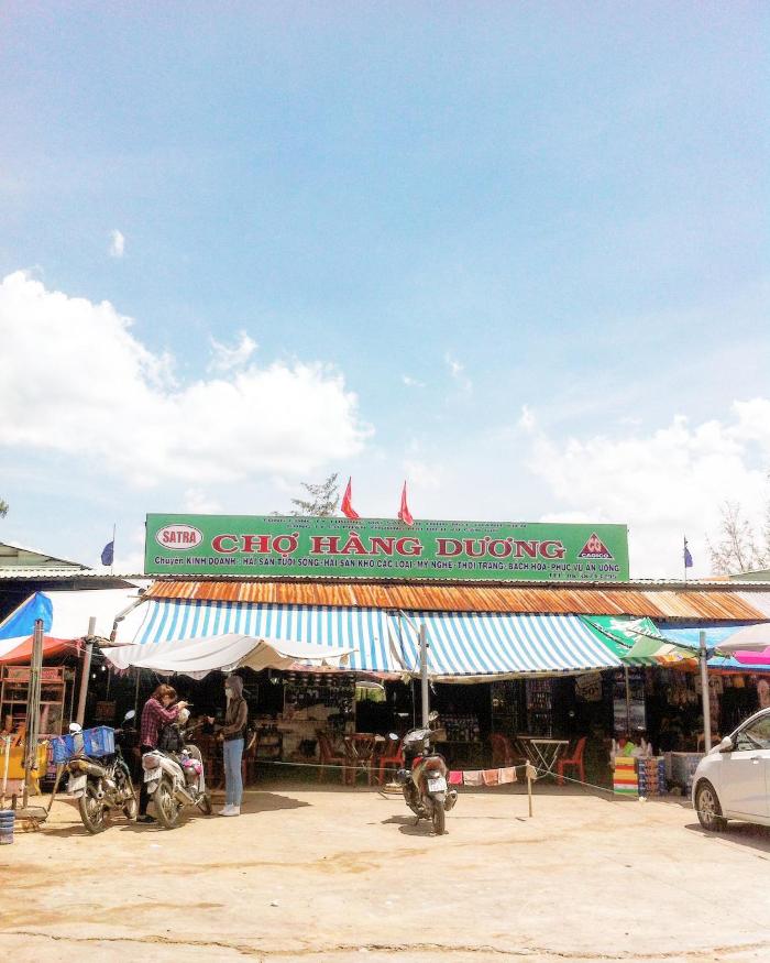 Chợ hải sản Cần Giờ - Ảnh: uyenuyen113