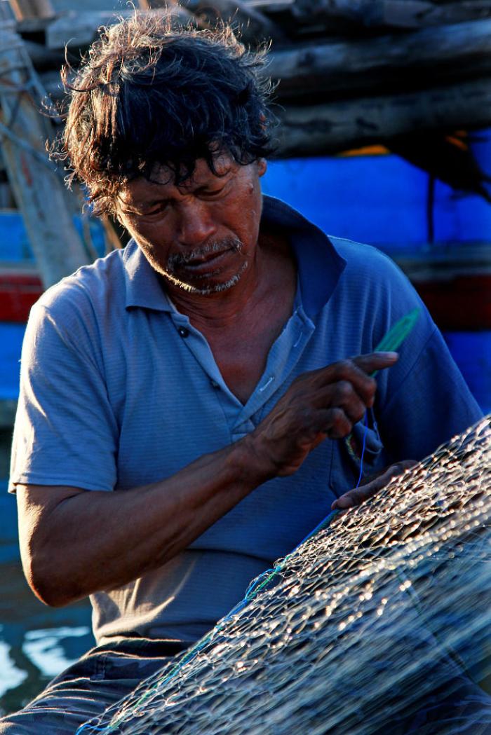 Biển cả mặn mòi - Ảnh: Quân Trần Minh