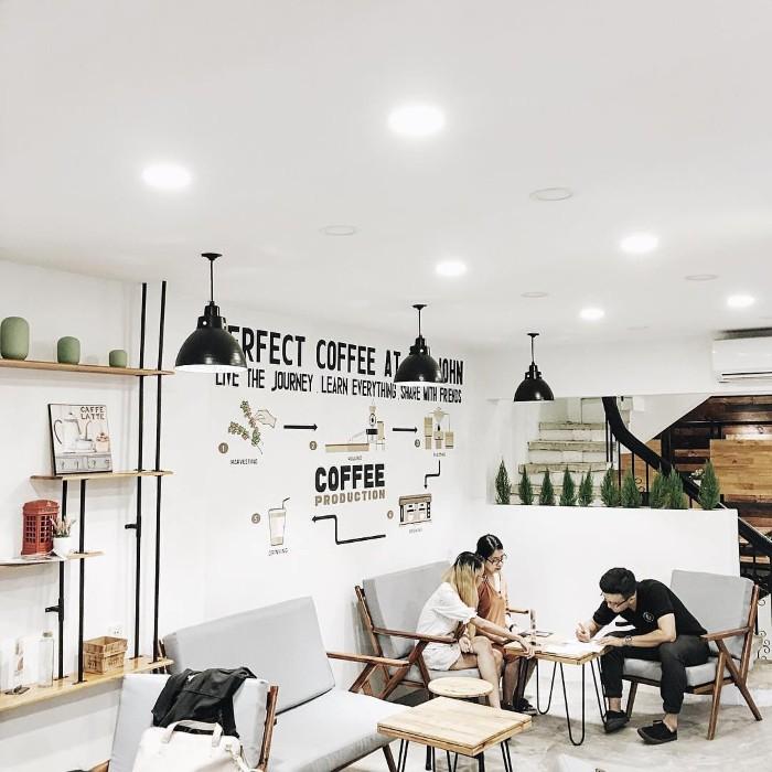 Không gian riêng tư, thiết kế tinh tế - Ảnh: @quangvinh