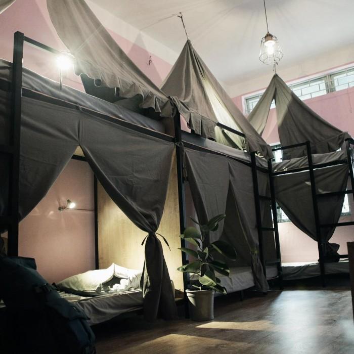 Phòng dorm của Chaos- Ảnh: chaosdowntown