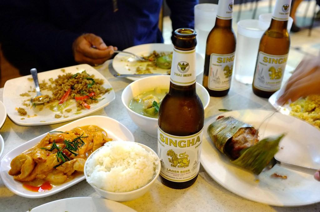 Hương men của bia sẽ giúp kích thích vị giác, món ăn ngon và đậm đà hơn