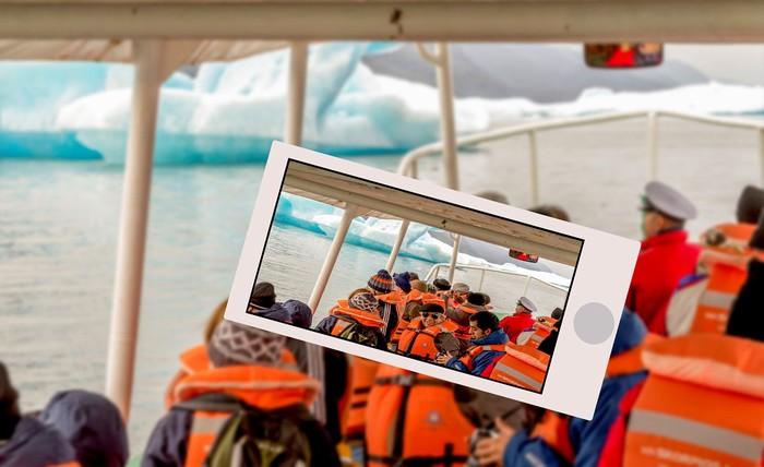Có lẽ rằng, chỉ thời gian ngắn nữa, Nam Cực sẽ không còn giữ được vẻ hoang dã lúc bấy giờ