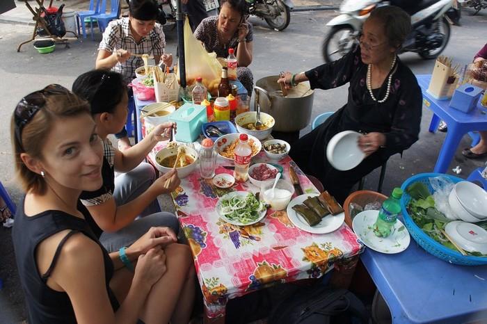 Thưởng thức ẩm thực như một người bản địa