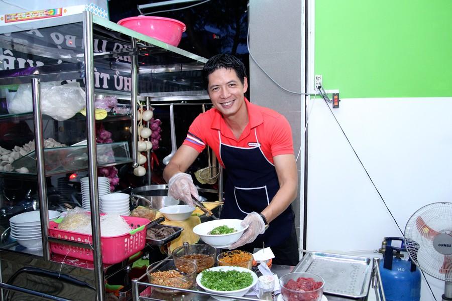 Thực khách Việt Nam thường chọn món ăn ở quầy thay vì phải chọn trong thực đơn