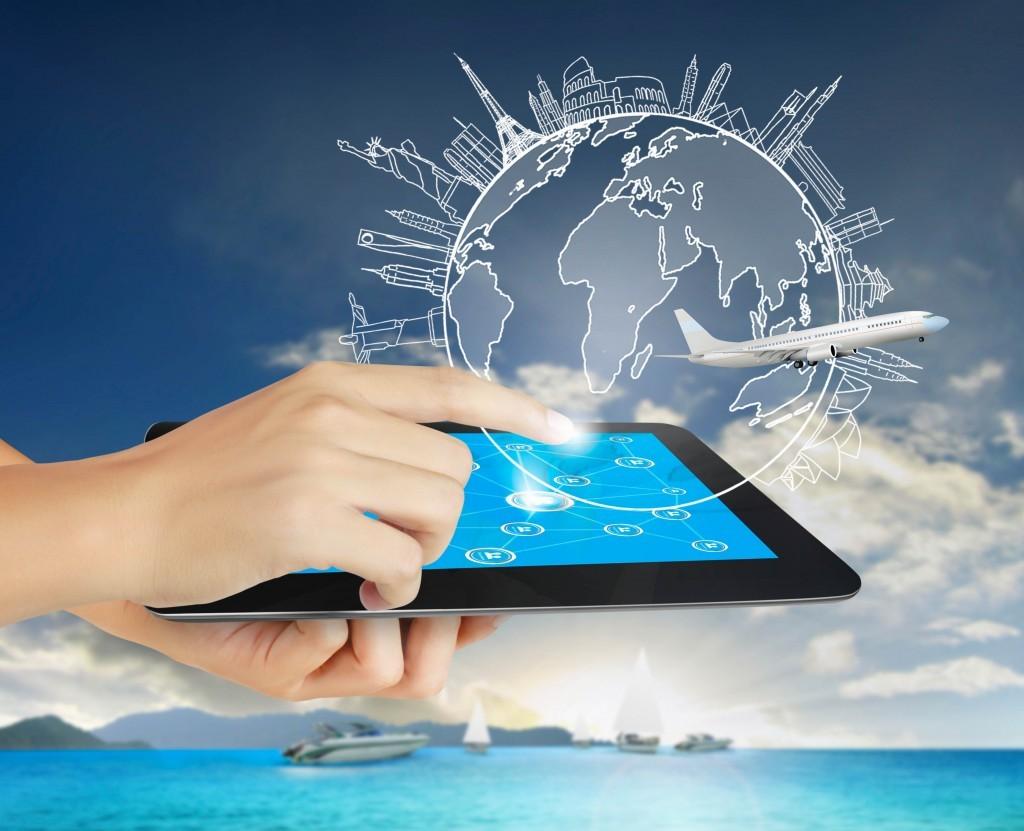 Công nghệ hiện đại khiến cuộc sống dễ dàng hơn trong mọi thứ, kể cả du lịch