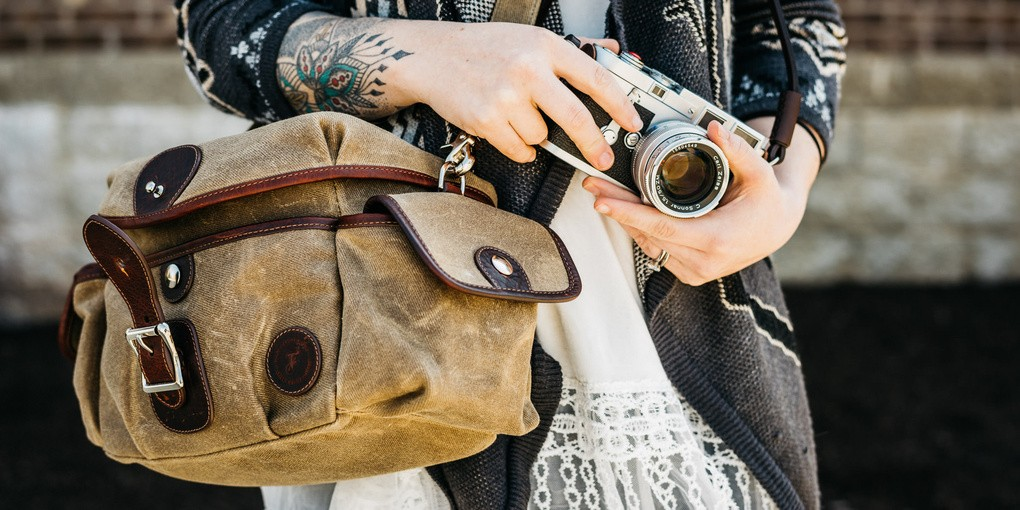 Máy ảnh cũng cần chiếc túi chống nước