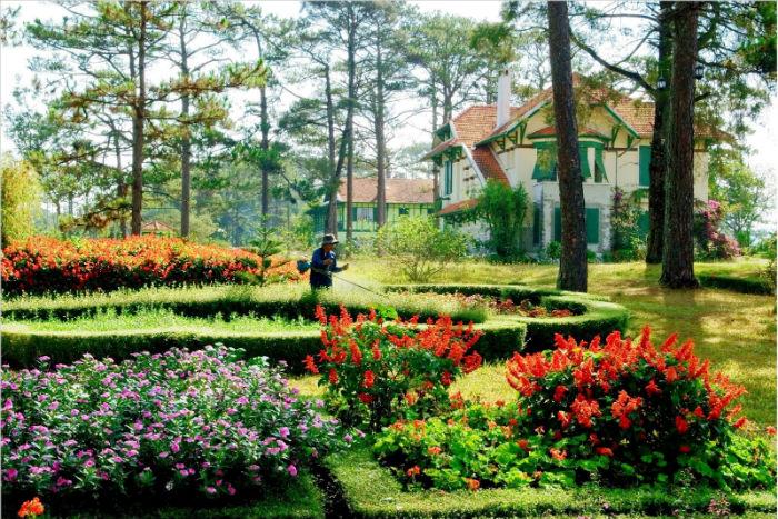 Resort Casada - thiên đường Pháp giữa lòng Đà Lạt