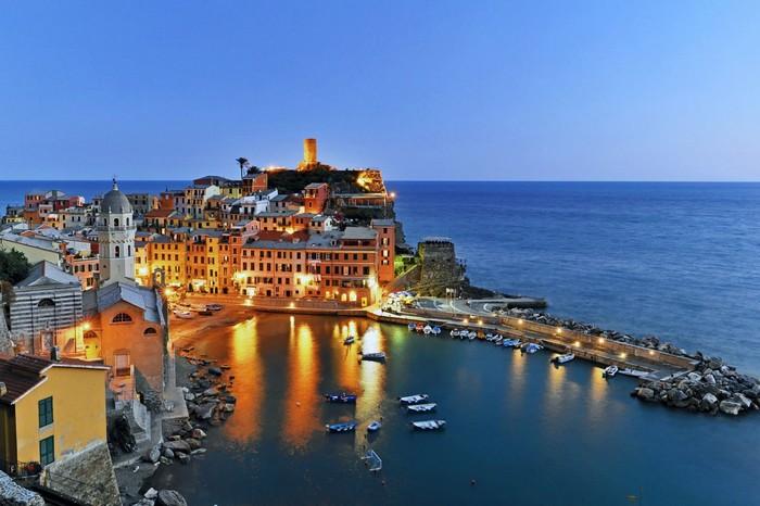 Vẻ đẹp thơ mộng đến ngỡ ngàng ở Riviera