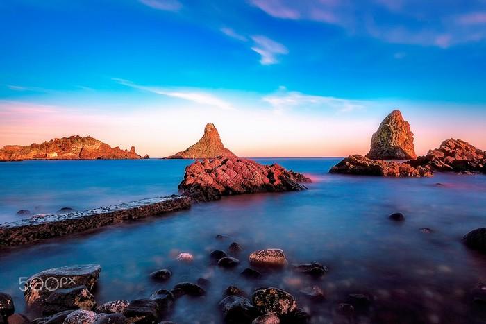 Sicily hoang sơ đầy thơ mộng