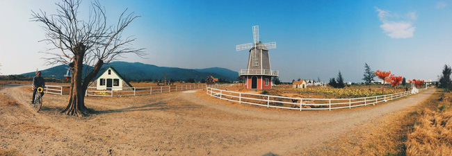 Thuận Phước Field -Phim trường chụp ảnh như Tây 6