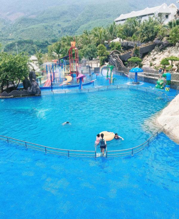 Công viên Suối khoáng nóng Thần Tài 2
