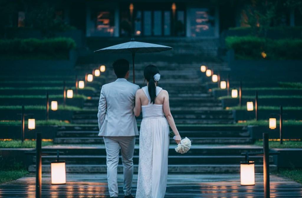 Nơi đây còn vô cùng tuyệt vời để chụp ảnh cưới (