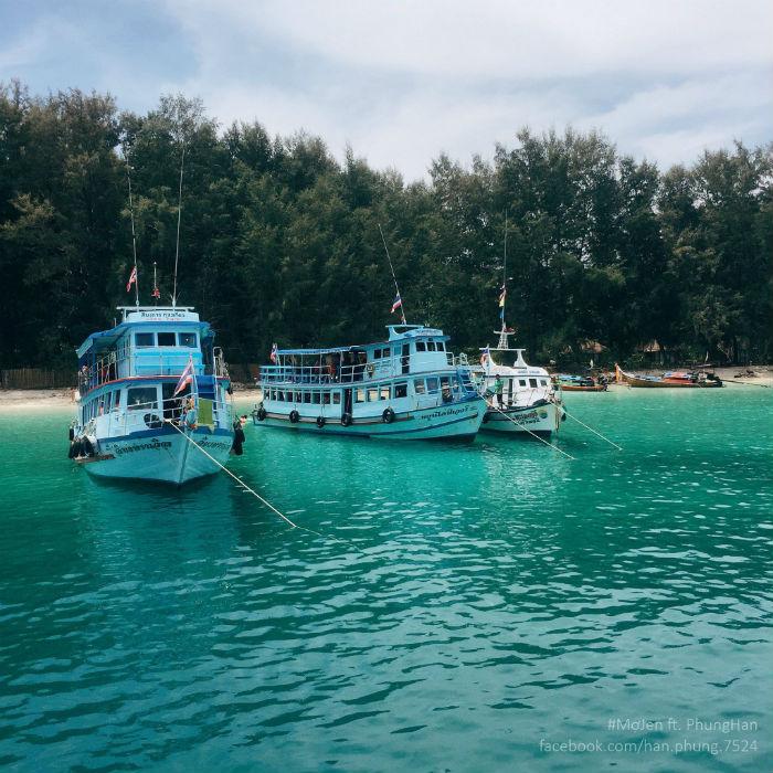 Đừng chỉ biết tới Bangkok, ở Thái còn có 1 chốn thiên đường là Trang Province! - Ảnh 13.