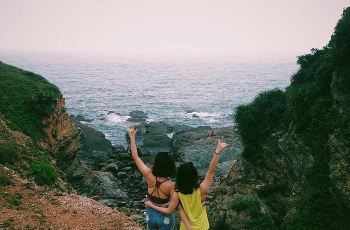 Trở về thiên nhiên hoang sơ cùng cô bạn