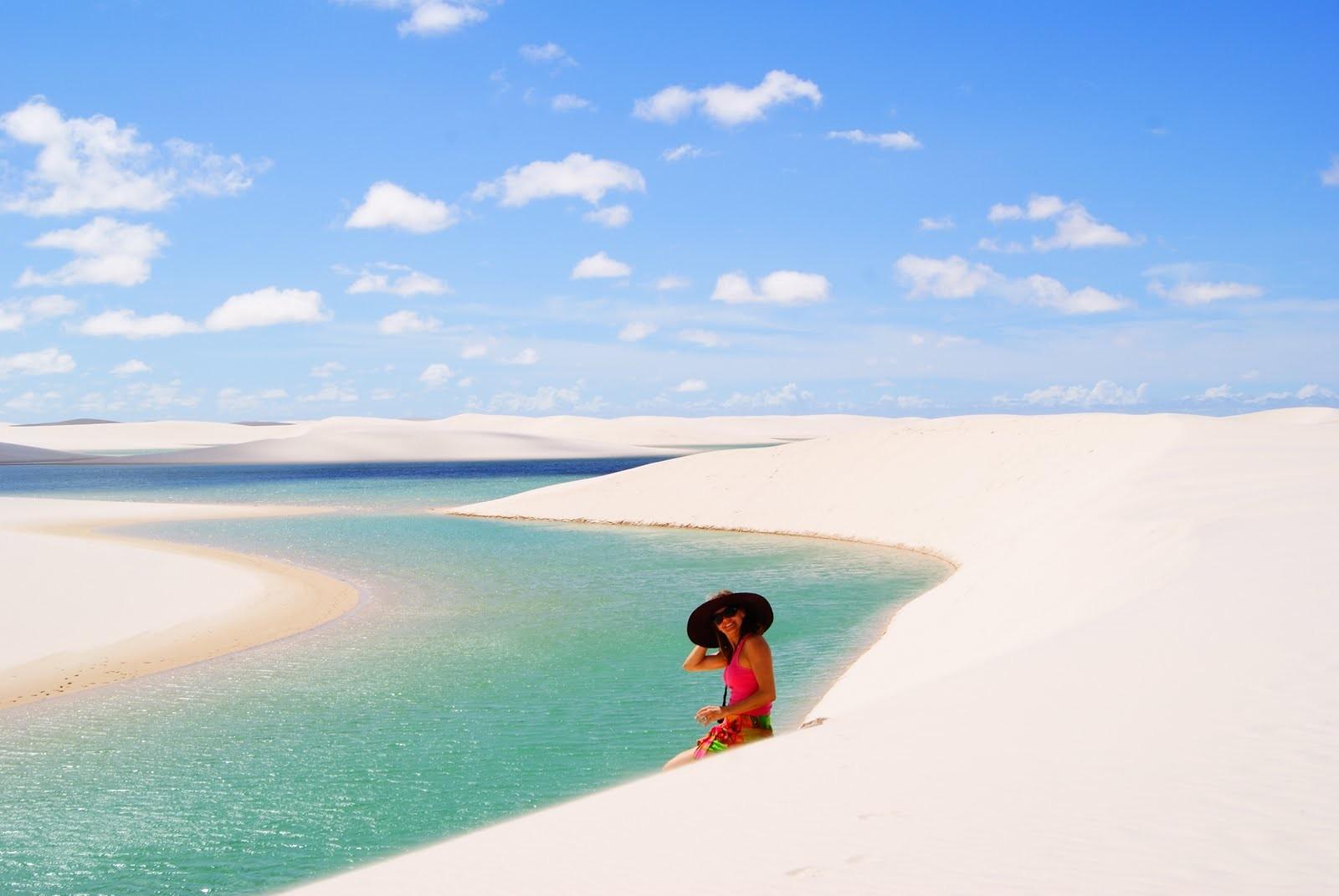 Để một lần vẫy vùng cùng sóng nước và thềm cát mịn
