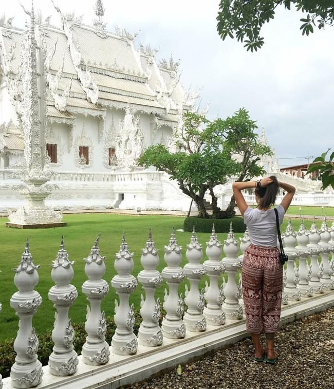 Đi Thái không chỉ có Bangkok hay biển, còn cả một miền Bắc xanh tươi rừng núi đang chờ bạn - Ảnh 14.