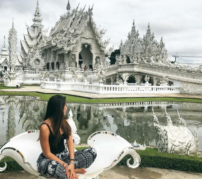 Đi Thái không chỉ có Bangkok hay biển, còn cả một miền Bắc xanh tươi rừng núi đang chờ bạn - Ảnh 15.