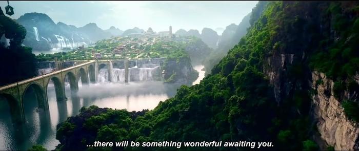 Một Việt Nam chưa bao giờ đẹp đến thế trong phim Tấm Cám