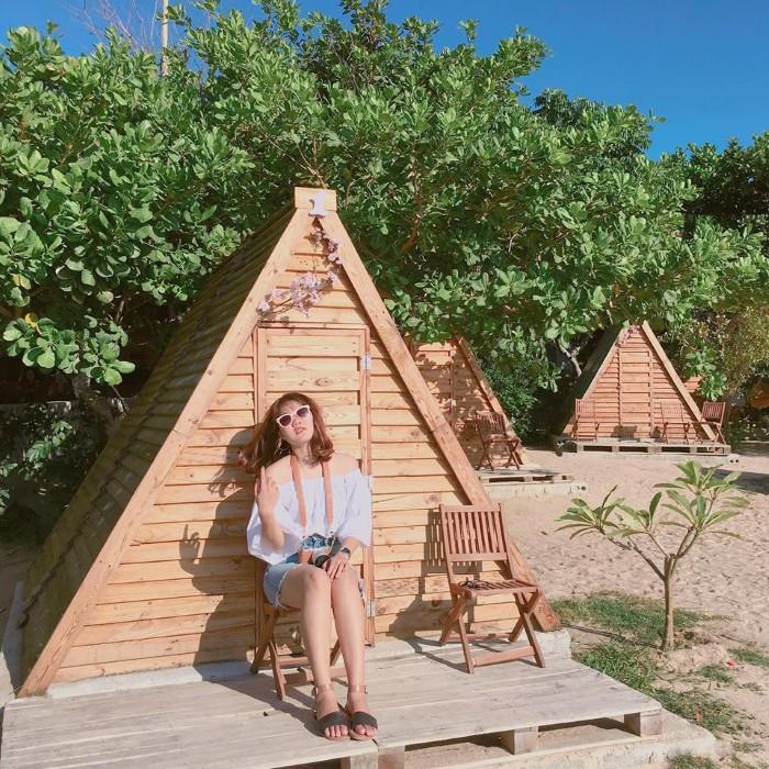 Những căn lều gỗ nổi tiếng của Sao Biển