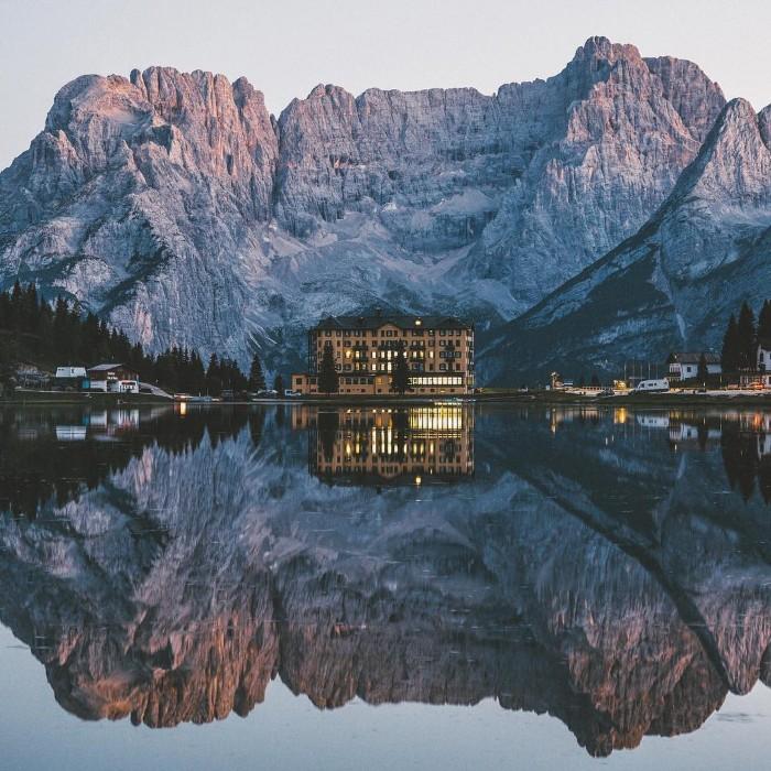 Hành trình tìm kiếm những mảng màu thiên nhiên- Ảnh: Jannikobenhoff