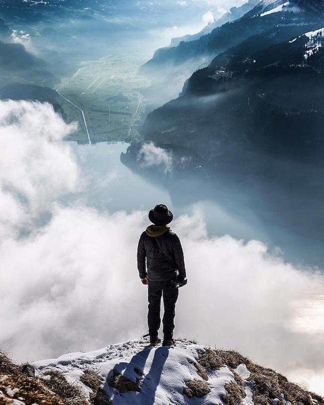 Anh thú nhận rằng nơi nào càng nguy hiểm thì anh lại càng khao khát chinh phục.