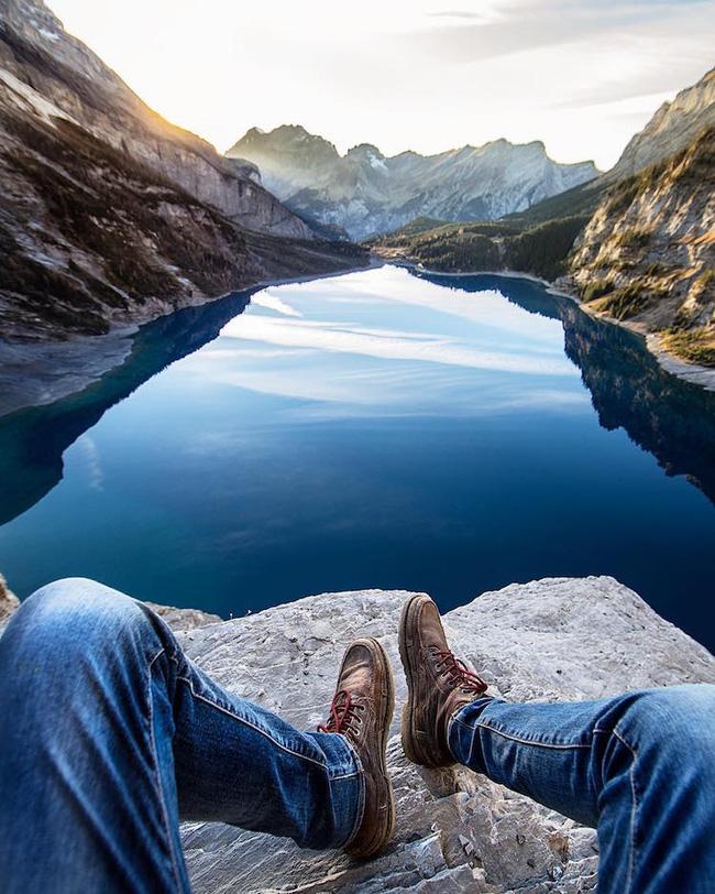 Với Tobias, một chuyến thám hiểm đúng nghĩa là khi bạn chu du mà không lường trước được điều gì sẽ xảy ra tiếp theo.