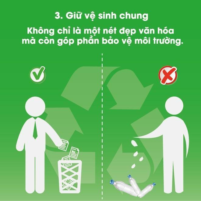 Giữ vệ sinh chung