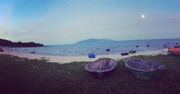 Ta bắt gặp một xứ sở hoang sơ hút hồn ở Đà Nẵng - Ảnh: tqt_2912