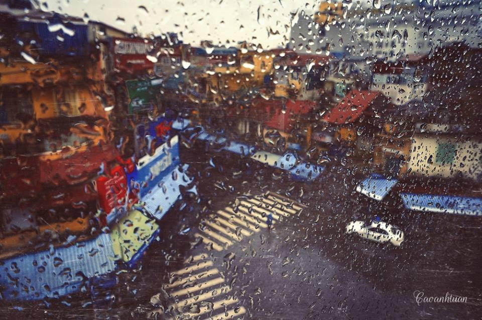 Một chiều mưa