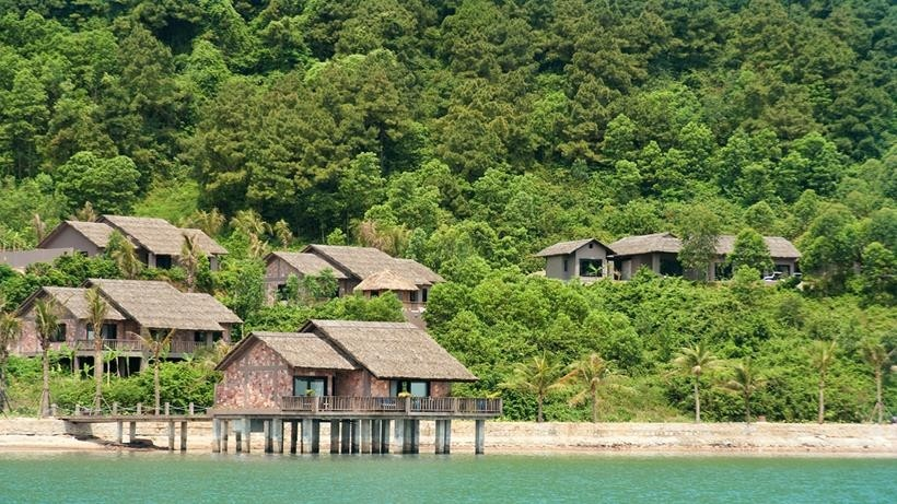 Đẹp nao lòng những resort thơ mộng bên sông