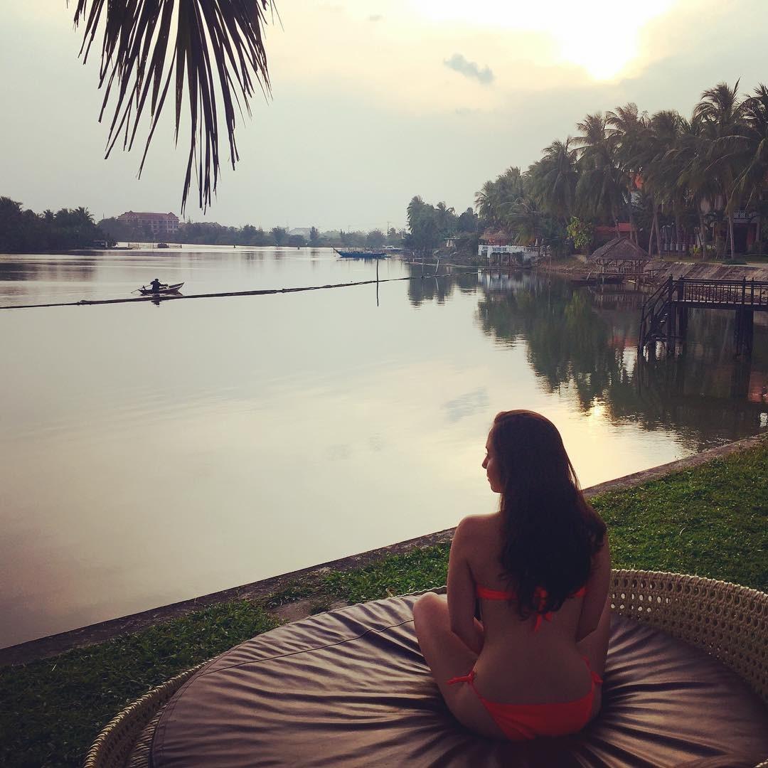 Ngày bình yên cùng khoảnh khắc yên bình