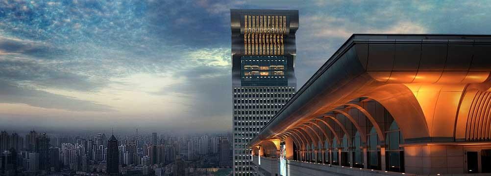 Khách sạn 7 sao Pangu Plaza ở Trung Quốc