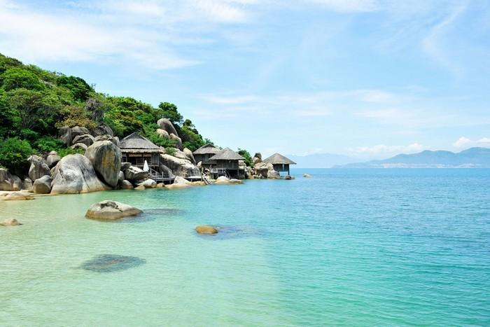 Ana Mandara Resort ở vịnh Ninh Vân thuộc top đắt nhất Việt Nam