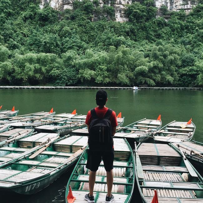 Những bộ ảnh du lịch của giới trẻ Việt khiến bạn vừa ghen tị vừa ao ước giá mình cũng được ở đó như họ - Ảnh 17.