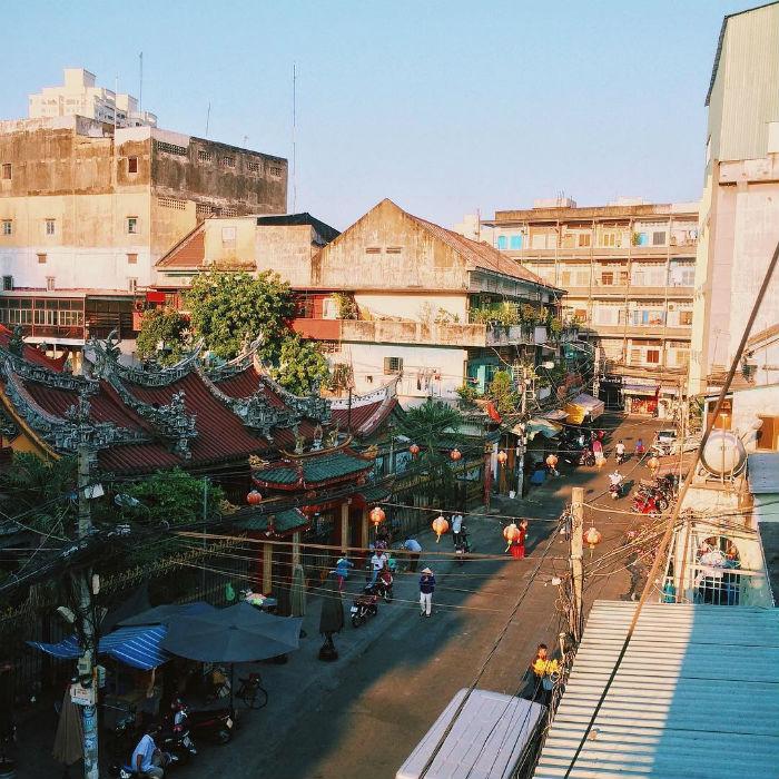 Đẹp huyền ảo như khu Chinatown giữa lòng Sài Thành