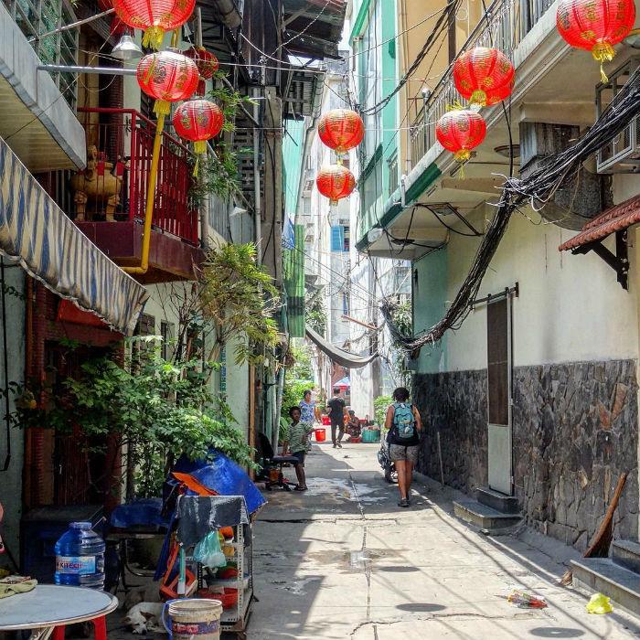 Lạc bước giữa Chinatown