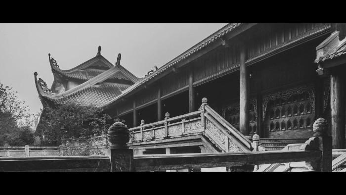 Chùa Bái Đính – một góc tĩnh mặc - Ảnh: Neo Luong